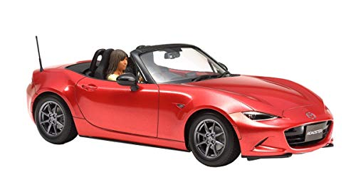 Tamiya 24342 Mazda Roadster MX-5 1:24 Scale Plastic Model Kit