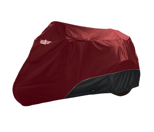 UltraGard 4-465AB Cranberry/Black Trike Cover