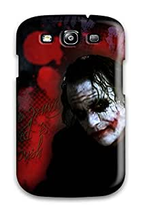 tiffany moreno's Shop New Arrival Galaxy S3 Case The Joker Case Cover