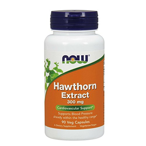 NOW Hawthorn Extract 300 Capsules
