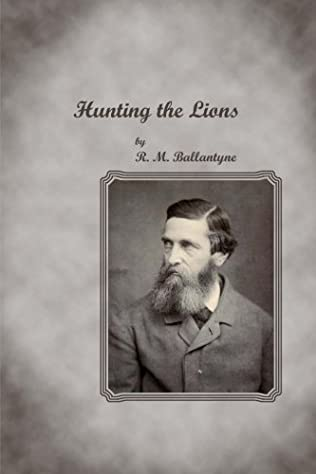 book cover of Hunting The Lions
