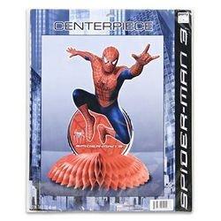 Spider-Man 3 Birthday Party Centerpiece Supplies