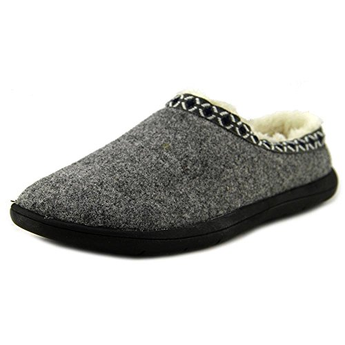 Wool Womens Clogs (Tempur-Pedic Women's Subarctic,Gray Wool/Nylon,US 9)