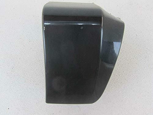 08 Nissan Altima Coupe Rocker Moulding End Cap Right Front OEM Balck 63850JBXXX