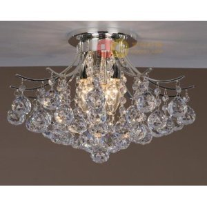 Crystal Ceiling Lights Living Room Bedroom Pendant Lights Part 3