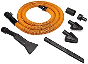 ridgid vt2534 6 piece auto detailing vacuum hose accessory kit for 1 1 4 inch ridgid. Black Bedroom Furniture Sets. Home Design Ideas