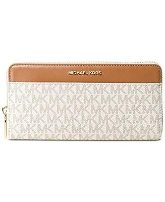 MICHAEL Michael Kors Mercer Pocket Zip-Around Continental Wallet