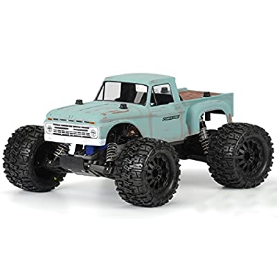 PROLINE 341200 1966 Ford F-100 Clear Body Vehicle Part: Toys & Games