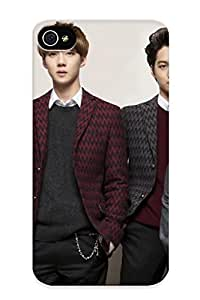 TYH - New Style Tpu 5/5s Protective Case Cover/ Iphone 5/5s Case - Exo ending phone case