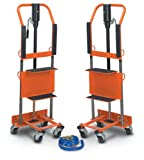 Donson HD800US Safety Lift Dollies 1600 Lb. Capacity, 48'' Height x 16'' Width x 11'' Depth (Pack of 2)