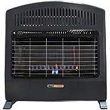 Heat Wave Calefactor Flama Azul 30,000 BTU Gas LP HG90W-LP