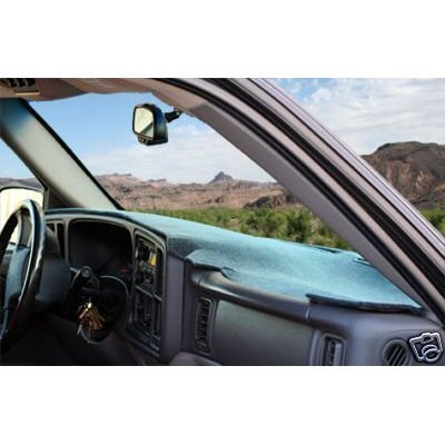 Dash Cover By Dashtechs Chevy Silverado(with handle on dash) 99-07, Chevy Tahoe/Suburban/Avalanche 00-06, GMC Sierra(with handle on dash) 99-07, GMC Yukon 00-06 (Black) Dash Handle