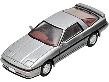 Tomica Limited Vintage LV-N106b Supra 2.0GT twin turbo (silver)