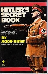 What is a good thesis statement to start off a topic about Mein Kampf hitlers book?