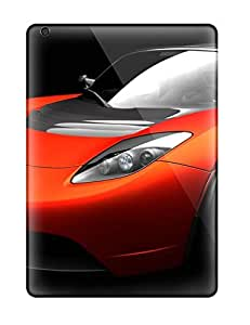 Michael Volpe EXQivbc2784SRrmy Protective Case For Ipad Air(tesla Roadster Sports Car)