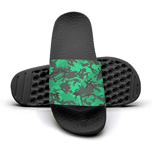 l'acom urbaines  s sandales xjdws coloré urbaines l'acom tong mode confort intérieur / extérieur 9a6453