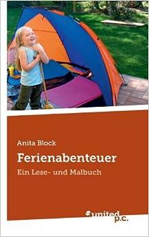 Book Ferienabenteuer: Ein Lese- und Malbuch