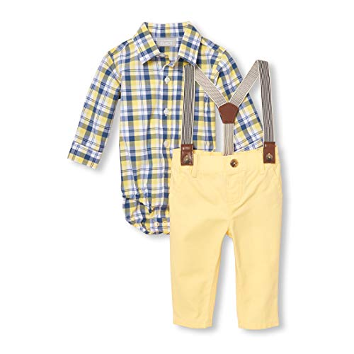 Cute Children Outfits - The Children's Place Baby Boys Novelty