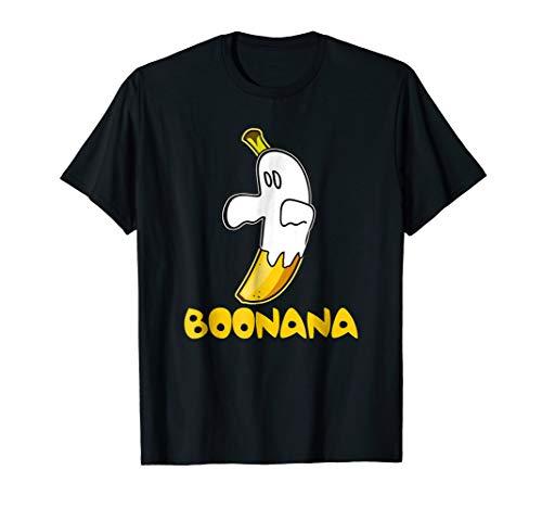 Boonana Shirt - Halloween Shirt Women Men Boys Girls for $<!--$16.99-->