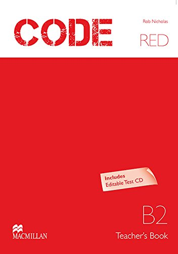 Download Code Red B2 Teacher's Book with Test CD-ROM pdf