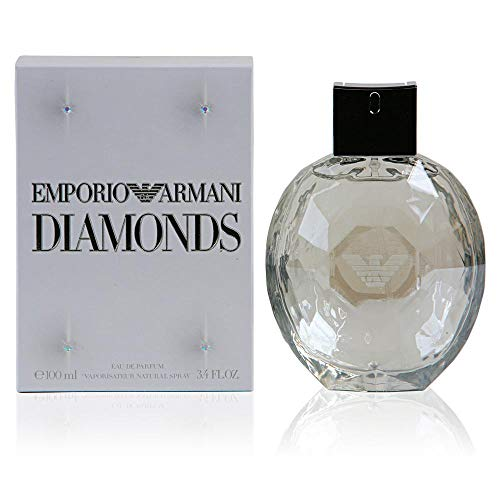 Giorgio ArmaniEmporio Armani Diamonds for Women – 3.4 Ounce EDP Spray