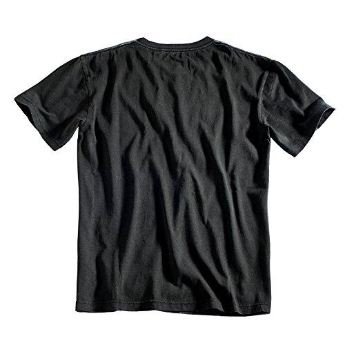 Deus T-Shirt Lava