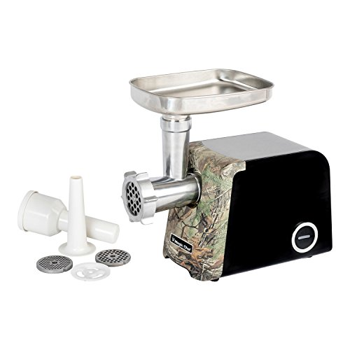 Magic Chef MCLMGRT Realtree Xtra Meat Grinder, Camouflage