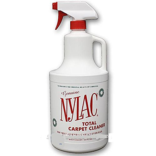 Nylac Carpet Cleaner, Half-Gallon Sprayer by NYLAC CARPET CLEANER (Image #1)