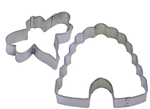 Bumble Bee and Beehive Cookie Cutter Set NEW!