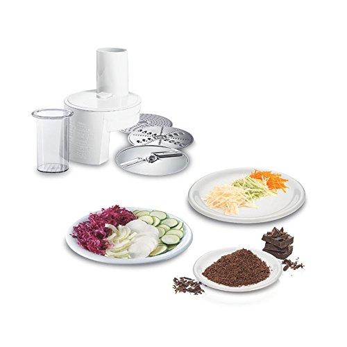 Haushaltsgeräte Sanft Rührschüssel Für Bosch Küchenmaschine Mum 6,knethaken,rührbesen,schnitzelscheibe Geeignet FüR MäNner Frauen Und Kinder Küchenmaschinen