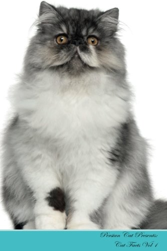 Persian Cat Presents:  Cat Facts Workbook. Persian Cat Presents Cat Facts Workbook with Self Therapy, Journalling, Productivity Tracker with Self ... Includes: To Do Lists, Brainstorms. Volume 1