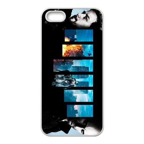 Welcome To The Punch Movie coque iPhone 4 4S cellulaire cas coque de téléphone cas blanche couverture de téléphone portable EOKXLLNCD20707