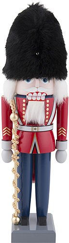 British Drum Major German Nutcracker NCK200X50 by KWO