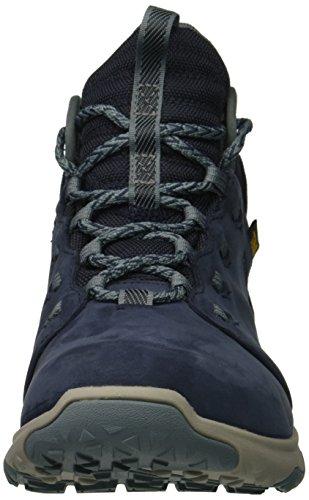 Chaussures De Bleu Foncé 2 Arrowood W Wp Mid Randonnée Teva Hautes Femme xfXwqp