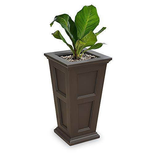 Mayne 5829-ES Polyethylene Planter, ()