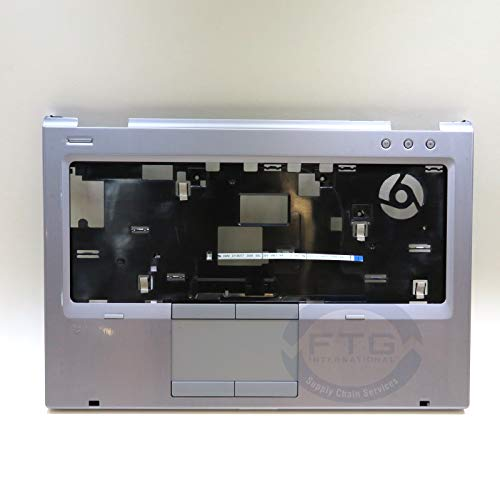 683507-001 Upper CPU Cover (Chassis top) - Includes TouchPad - for use in Models ()