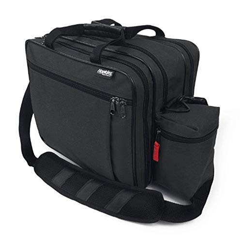 Hopkins Medical Products EZ View Medical Bag - Black (Adc Nylon Medical Bag)
