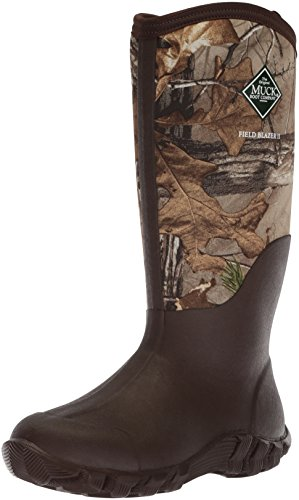 Muck Boot Men's Feildblazer II Knee High Boot, Realtree Extra, 12 Regular US -