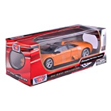 Richmond Toys 1:18 Lamborghini Murcielago Roadster Die-Cast Colletors Model Car (Metallic Orange) by Richmond Toys