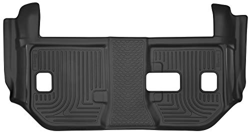 Husky Liners 3rd Seat Floor Liner Fits 15-19 Suburban/Yukon XL 2nd Row Bench