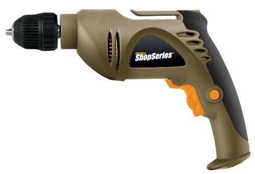Rockwell ShopSeries RC3031K 3/8-inch 4.5 Amp Power Drill