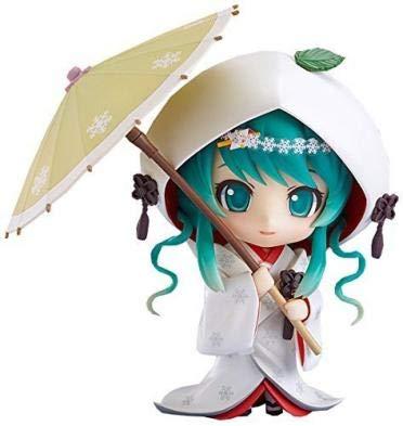 ねんどろいど キャラクター・ボーカル・シリーズ01 初音ミク 雪ミク いちご(品)の商品画像