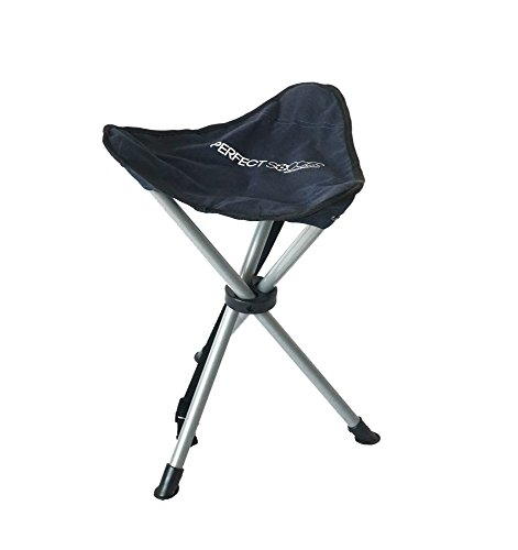 Perfect Soccer Skills Portable Folding Tripod Stool - W/- perfect for spectating, soccer, basketball, fishing, football, all outdoor sports!