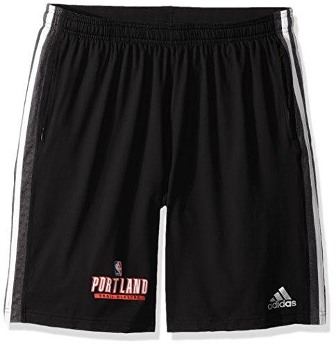 NBA Portland Trail Blazers Adult Men Enough Said Team Issue Short, Medium, black