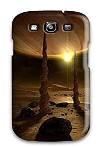 Emilia Moore's Shop 3642506K11648182 Case Cover, Fashionable Galaxy S3 Case - Planets