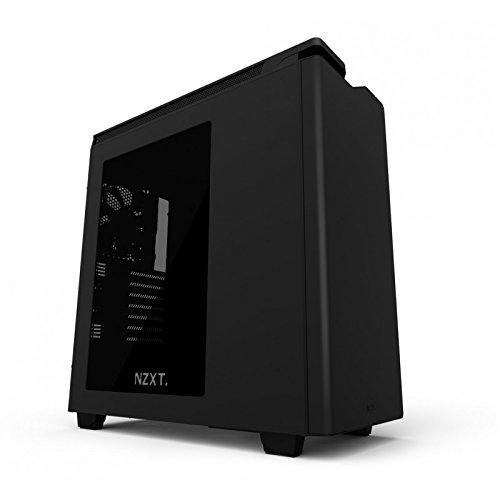 NZXT H440 Caja de ordenador, Color Blanco/Negro (CA-H442W-M8)