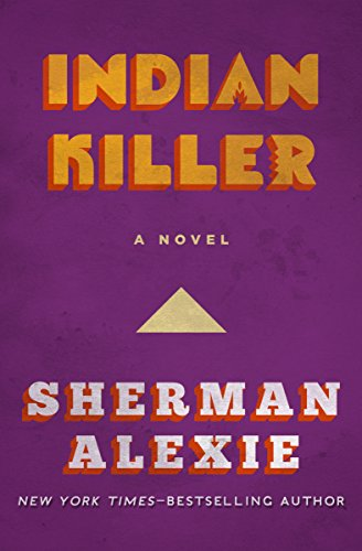 Indian Killer: A Novel cover