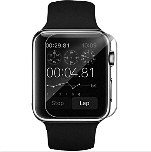 42mm Screen Protector for Apple Watch iWatch, YaSaShe 0.2mm 2.5D Tempered Glass Film Photo #2