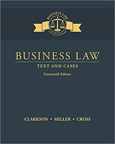 Business law text and cases mindtap course list kenneth w business law text and cases mindtap course list 14th edition fandeluxe Choice Image