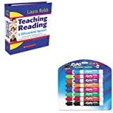 KITSAN81045SHS054506449X - Value Kit - Scholastic Teaching Reading: A Differentiated Approach (SHS054506449X) and Expo Low Odor Dry Erase Markers (SAN81045)